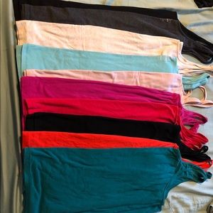 10 XXL Old Navy tanks